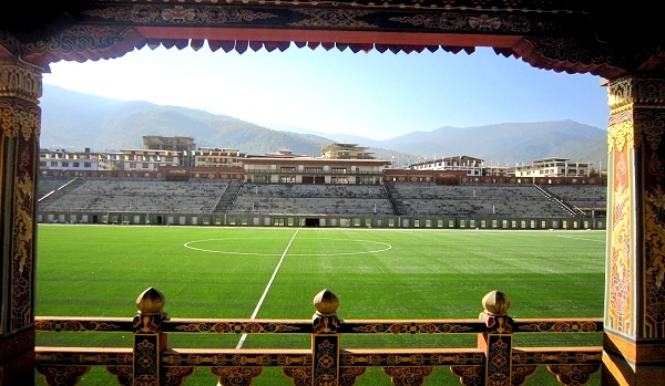 """""""Road to Russia -World Cup 2018 Bhutan Dreams On"""""""